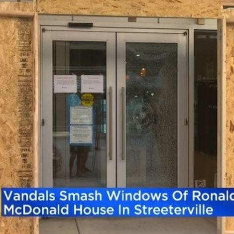 CHICAGO CHAOS: Looters Attack Ronald McDonald Charity House With Sick Children, Families Inside