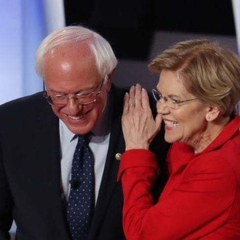 ANOTHER CONSPIRACY: Warren, Bernie Say Mail Delivery Policy a Threat to 'Democracy' And 'Millions of Lives'