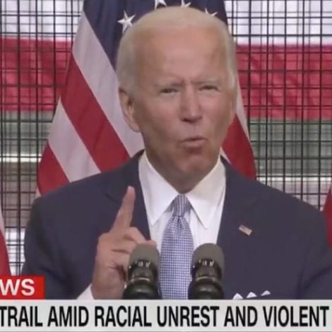 BIDEN: 'CoVID has Taken This Year, More than 100 Years, Look… The Lives, When You Think About it!'
