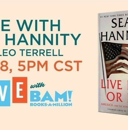 Live With Sean Hannity: Books-A-Million