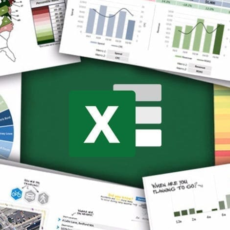 Learn Vital Data Skills to Advance Your Career with This $12 Excel Training