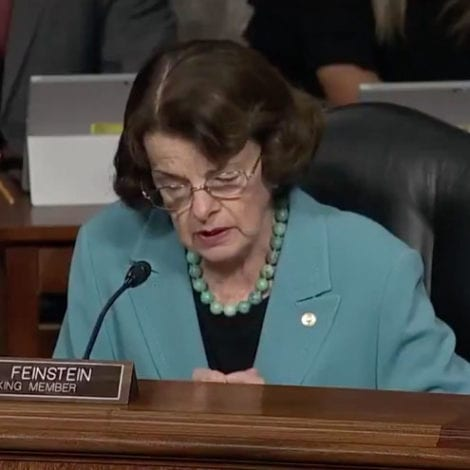 IS SHE SERIOUS? Feinstein Says Michael Flynn 'Not Treated Unfairly,' Had 'Favorable Treatment' by DOJ!