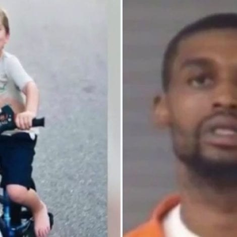 DEVELOPING: Suspect Charged After Reportedly Approaching a 5-Year-old and 'Shooting Him in the Head'