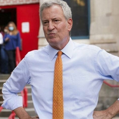 PROBLEM SOLVED! De Blasio Announces His Own Pay Cut During NYC Budget Crisis, Will Forgo $5,000
