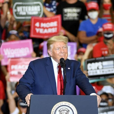 TRUMP in NEVADA: 'America is the Most Exceptional Nation on Earth, Our Destiny is Blessed by God'
