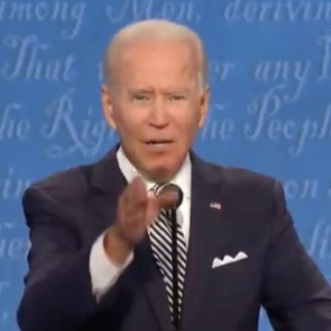JOE DODGES: Biden Refuses to Answer Whether He Plans on 'Packing the Supreme Court'