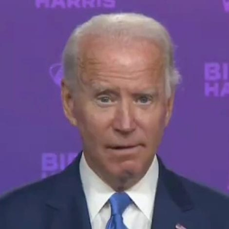 BIDEN to TRUMP: 'Stop Your.. Boast About… Never Being Seemed at You Can Do Anything, About a Deal!'