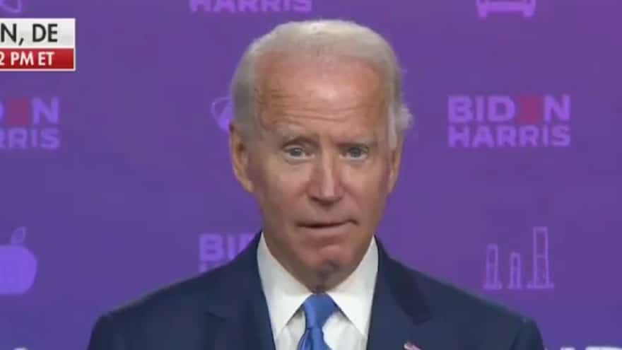 BUSTED! Biden Falsely Claims Trump Refuses to Say 'Black Lives Matter'… ...