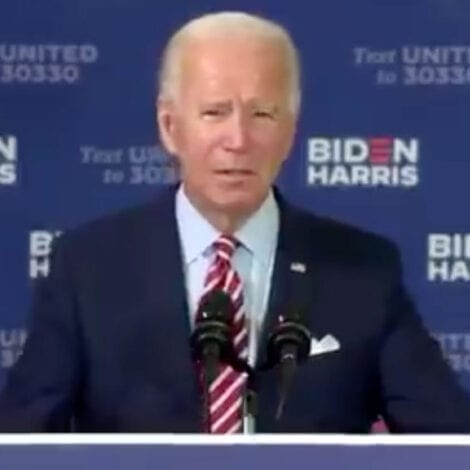 FLASHBACK! Joe Says 'The Harris-Biden Administration is Going to Relaunch That Effort!'