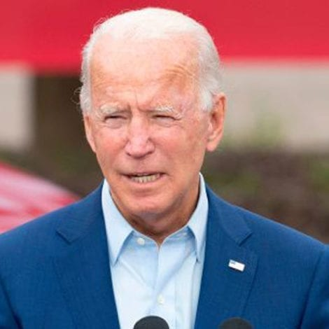 BIDEN on FITNESS FOR OFFICE: 'Look at How I Step, Watch How I Run Up Ramps'