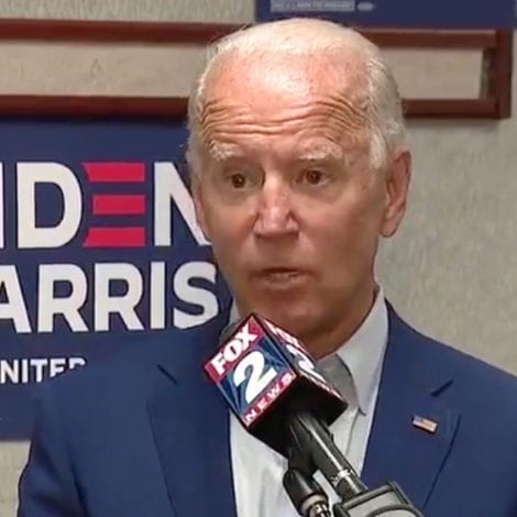 BIDEN on NAFTA: 'Number 1… Bush Didn't Keep Its Commitments, Number 1… It Was a Mistake Number 1'