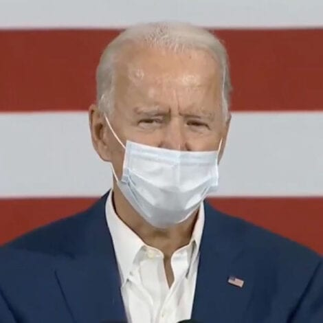 YOU KNOW, THE THING! Biden Botches Pledge of Allegiance, 'One Nation, Under God, For Real!'