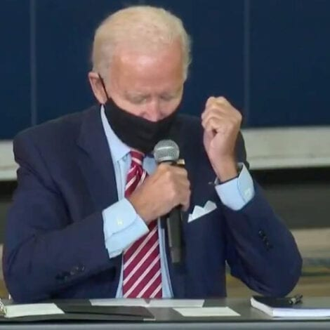 BIDEN on ?: 'So, One of the Things, That, By the Way, This Whole Notion of Dealing with, The Idea… Look'