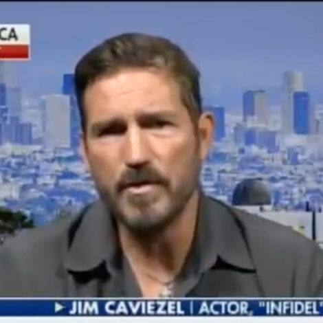 WATCH: Actor Jim Caviezel's New Role Highlights Persecution of Christians in the Middle East