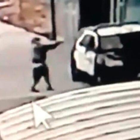 LA MAYHEM: 2 Officers Shot in Ambush, Crowds Block Entrance to Hospital, Chant 'Let Them Die'