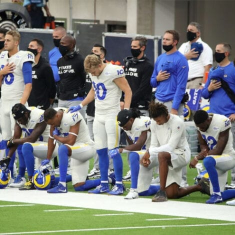 TOTAL DISASTER: Ratings for Sunday Night Football PLUNGE 28% as Angry Fans Tell NFL 'NO THANKS!'