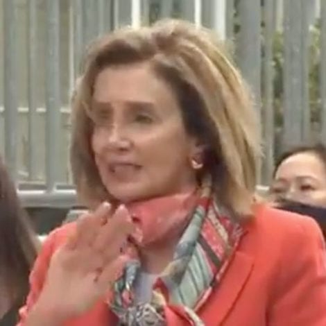 SECRET SALON PLOT? Pelosi Claims Spa Conspiracy 'Set Her Up', 'That's All I'm Going to Say'