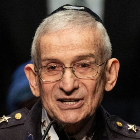 CHAOS NYC: 84-Year-Old NYPD Chaplain Rabbi Attacked, Robbed in Manhattan's Upper West Side