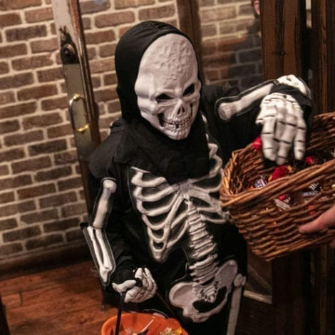 LA CANCELS HALLOWEEN: Los Angeles Bans Trick-or-Treating, Parties, Festivals for Halloween