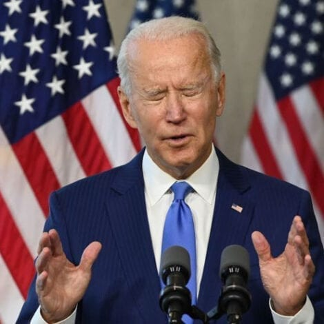 60% of the POPULATION? Biden Says '200 Million People' Have Died in the US from CoVID