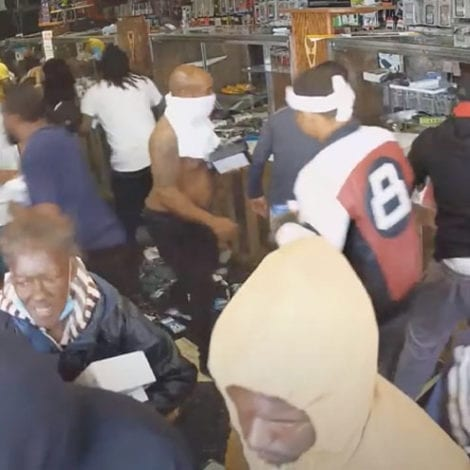 ANARCHY in CHICAGO: Police Release Video of Ransacked Store, Ask for Help to Identify Dozens of Looters