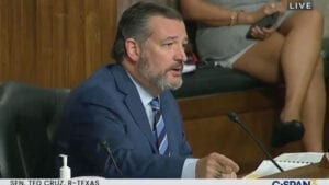 CRUZ: Most Problematic Aspect of Obama's Tenure Was 'Weaponization' of Justice Department