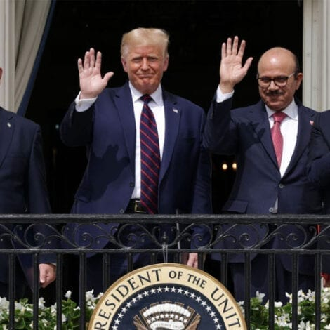 MAKING HISTORY: USA, Israel, UAE, Bahrain Sign Historic Abraham Accords, Trump Says More to Come