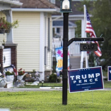VICIOUS: Grown Woman 'Assaults' 12-Year-Old Boy in Boulder Over Pro-Trump Yard Sign