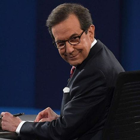 BUCKLE UP: Moderators are Unveiled for the Presidential Debates, First Up… Chris Wallace