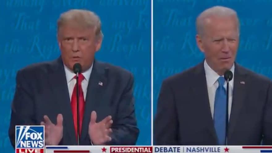 TRUMP: 'America Can't Lock Itself in a Basement Like Joe ...