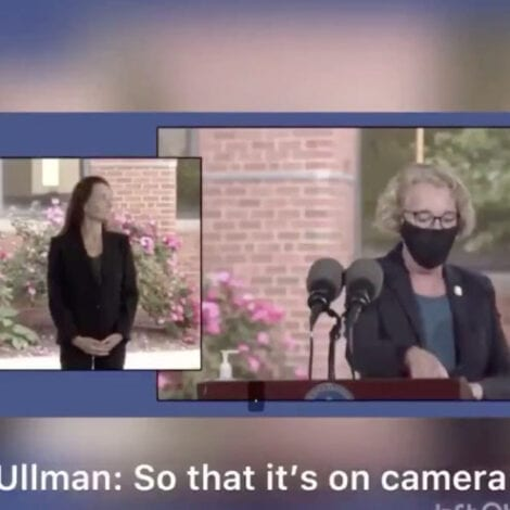 HOT MIC! Pennsylvania Governor, State Rep Joke About Wearing Mask as 'Political Theater'