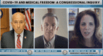 WATCH: Rep. Gohmert's Medical Freedom Web Series with Dr. Simone Gold