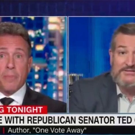CRUZ MISSILE: Ted TORCHES CNN's Cuomo Over Anti-Trump Coverage, New York's CoVID Response