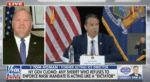 CUOMO CALLED OUT! Tom Homan Says 'If Anyone's Acting Like a Dictator, It's Cuomo!'