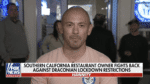 CALIFORNIA REVOLT: Restaurant Owner Fights Back Against the Governor's CoVID-19 Lockdown Rules