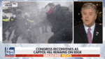 WATCH: Hannity Condemns Capitol Violence, Defends Peaceful Rally-Goers