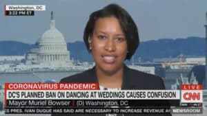 DANCING CANCELED! DC Mayor Defends Decision to Ban Dancing at Weddings, Says All Must 'Be Seated'
