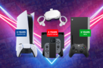 Enter to Win 3 Gaming Consoles, A TV and More While Donating to a Good Cause